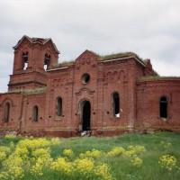 ВОЗНЕСЕНСКАЯ ЦЕРКОВЬ (село Шумково)