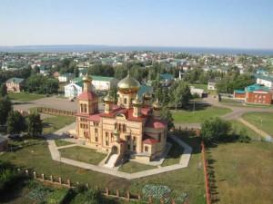 Храм Воскресения Христова (п.г.т. Алексеевское)10253_20110929_103158
