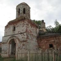 Покровская церковь (село Гремячка)
