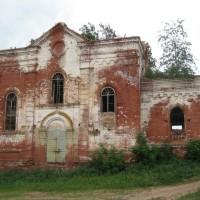Никольская церковь (село Корноухово)