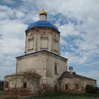 Владимирско-Богородицкая церковь (село Урахча)
