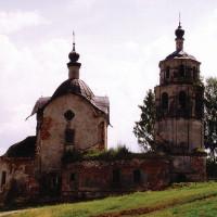 Храм в честь апостола и евангелиста Иоанна Богослова (село Масловка)