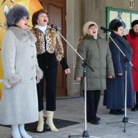 Народный вокальный ансамбль «Россияночка»