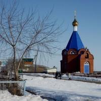 Храм Казанской иконы Божией Матери (пгт. Рыбная Слобода)