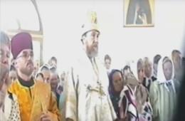 Митрополит Казанский и Татарстанский Анастасий в Рыбной Слободе