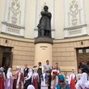 День русского языка и день рождения Пушкина прошел в Казани