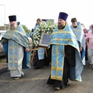 Праздник Ахтырской иконы Божией Матери в Рыбной Слободе