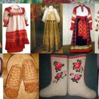 Этнографическая выставка «Русский народный костюм Казанского Поволжья»