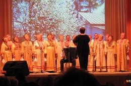 Районный фестиваль «Русская песня — 2014″